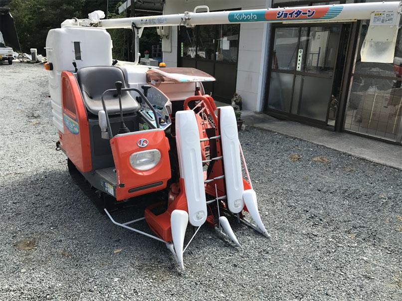 クボタコンバイン SR-J6G 中古