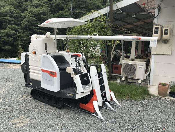 クボタコンバイン AR213G 中古